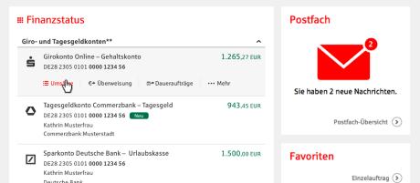 Multibanking Sparkasse Heidelberg